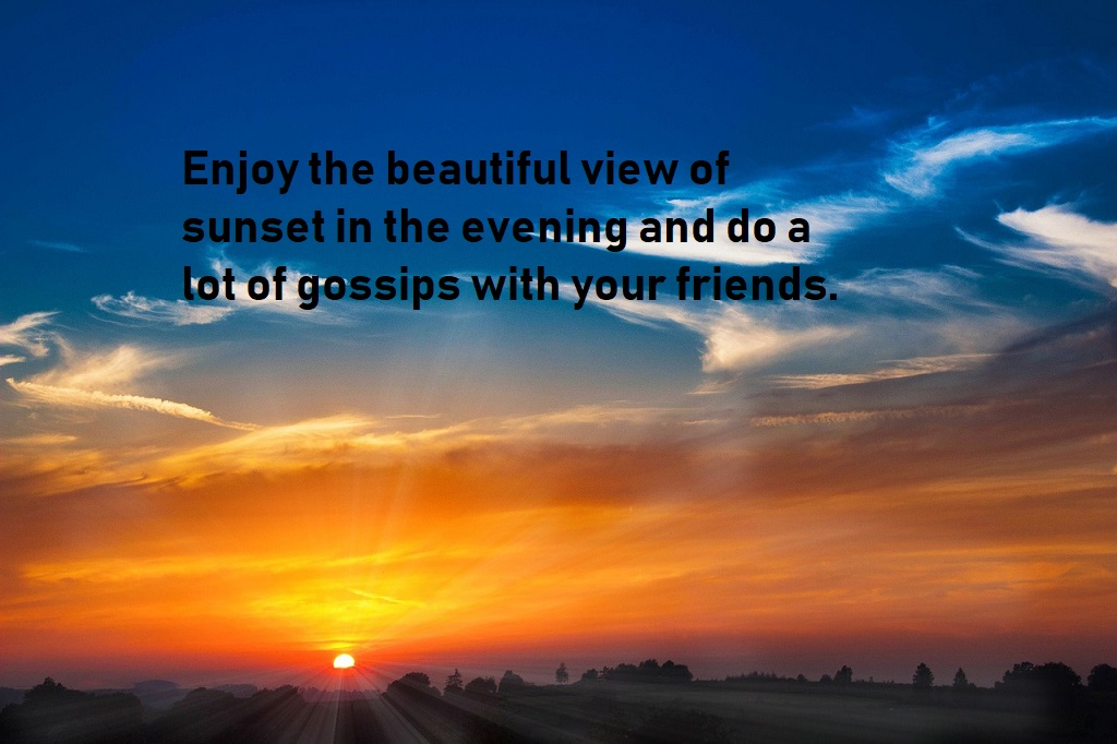 good evening quotes motivate you in your life bestinfohub